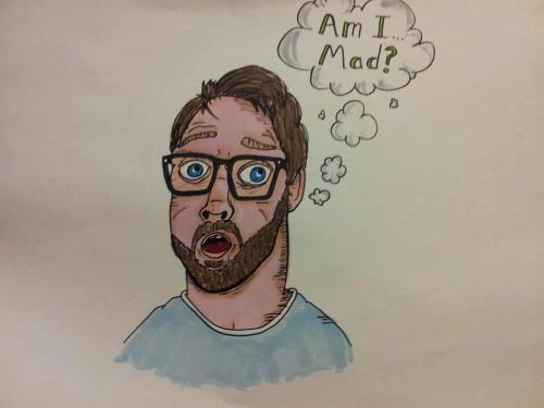 Am I Mad Podcast Pic