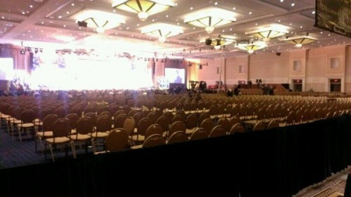CPAC's 2014 panel on minority outreach, tweeted by John Hudak